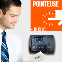 Solution de pointage horaire TimeKeys
