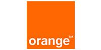 Pointeuse Orange