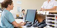 Pointeuse cabinet médical