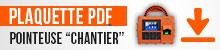 Plaquette PDF Pointeuse Chantier