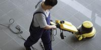 Pointeuse entreprise de nettoyage et de propreté