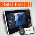 Pointeuse biométrique avec écran tactile TimeKeys