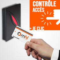 Contrôle d'accès électronique TimeKeys