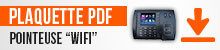 Plaquette PDF Pointeuse Wifi