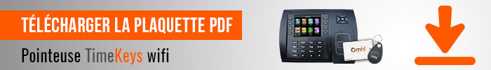 Pointeuse wifi timekeys telecharger pdf