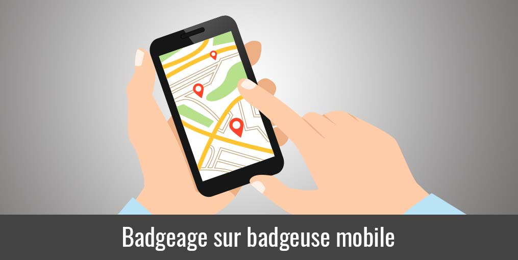 Badgeage mobile