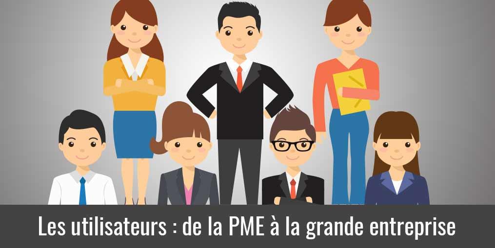 Gestion des temps pour PME et grandes entreprises