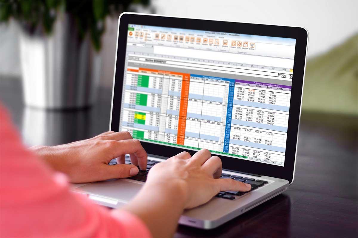 Optimisez les contrôle horaire avec le logiciel de gestion des temps timekeys